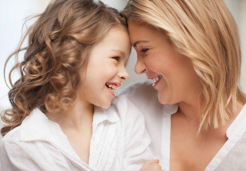 Главное в воспитании ребенка – любовь