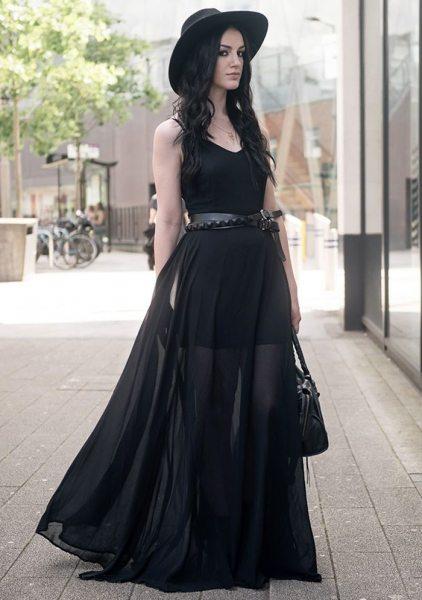 Готические фото и мода