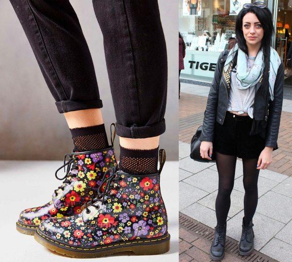 История о ботинках Доктор Мартинс (Dr. Martens)