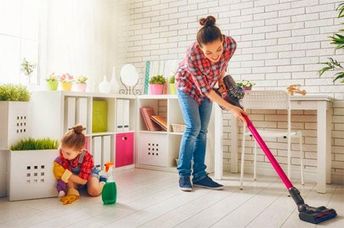 Как приучить ребенка к порядку. Советы родителям