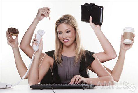 Как совместить беременность и работу