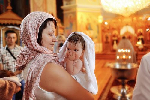 Как выбирать детские крестильные наборы