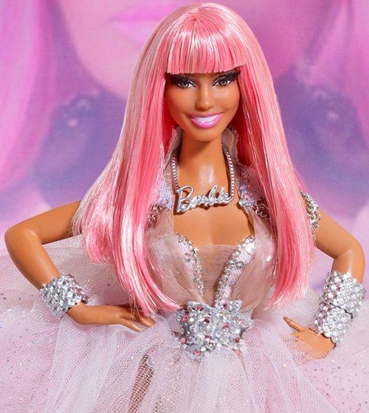 Кукла Барби и другие куклы в стиле Ники Минаж
