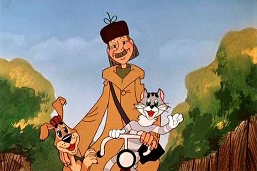 Любимые мультгерои у вас дома с отечественных мультфильмов