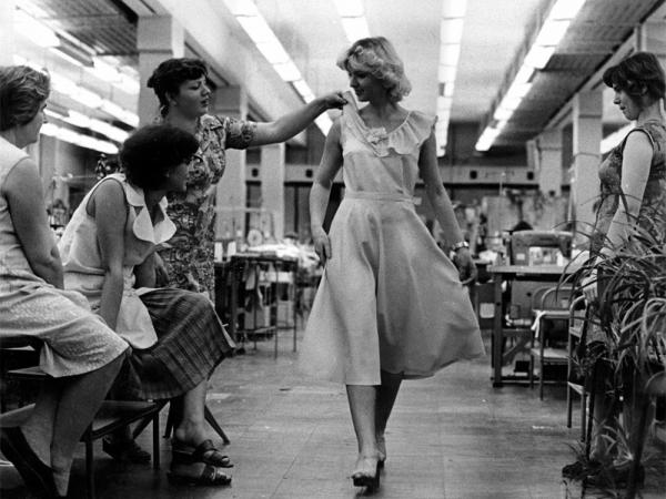 Мода СССР и стиль нормкор в США и Европе