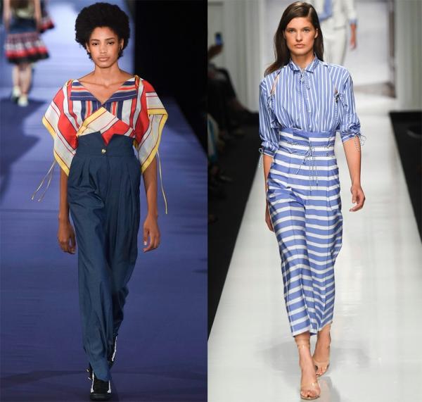 Модные женские блузки 2017 года
