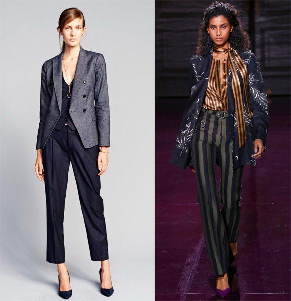 Модные женские брюки 2017 – тенденции и фото образов