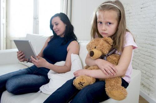 Неинтересные родители