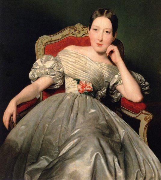 Платья и модный костюм в стиле бидермейер