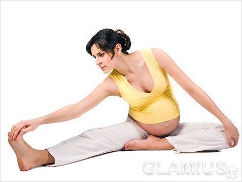 Почему сводит ноги при беременности