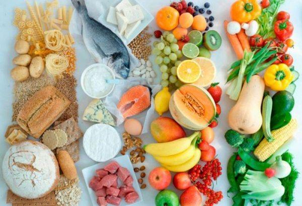 Раздельная диета. Меню. Отзывы и результаты. Фото