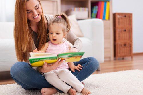 Рекомендации родителям о правилах чтения книг детям