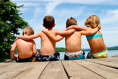 Влияние социума на развитие ребёнка