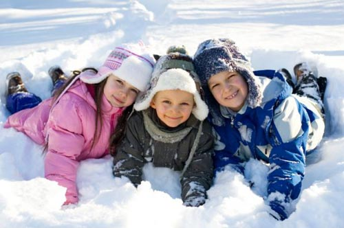 Здоровая зима