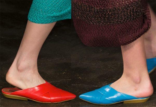 Женские туфли бабуши – история и фото новых моделей