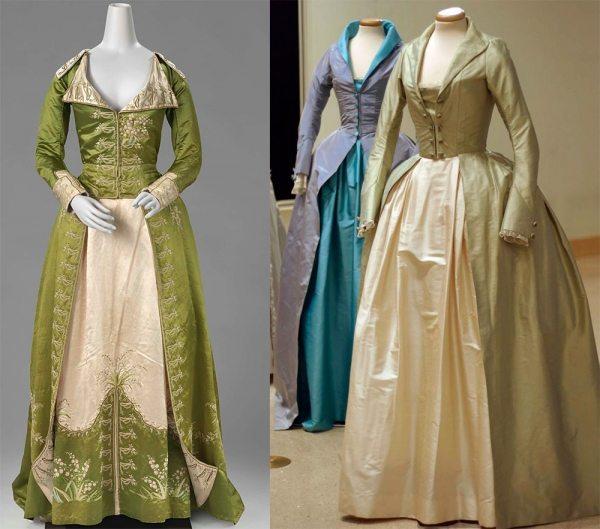 Женский и мужской редингот в истории и модных коллекциях