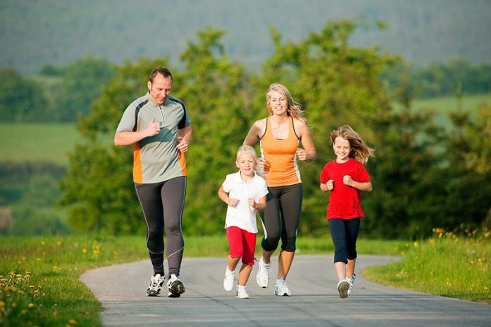 Бегать трусцой полезно для здоровья