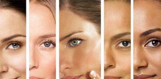 Определяем тип кожи