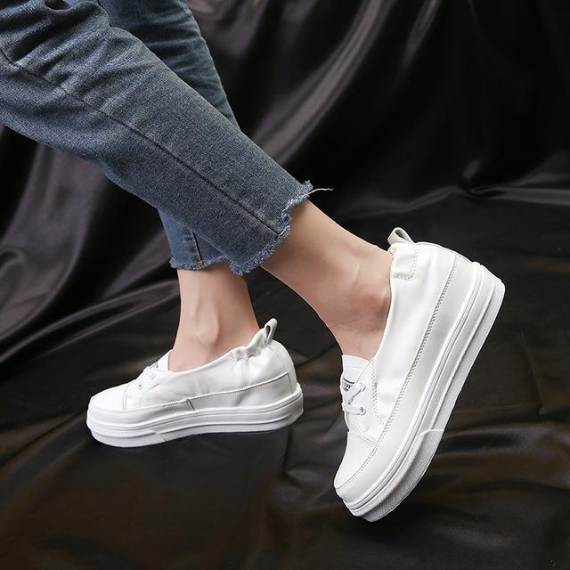 Женские-лоферы-2018-Демисезонный-на-платформе-со-шнуровкой-на-плоской-подошве-Швейные-Повседневное-обуви-для-женские-мокасины-обувь-tyu0