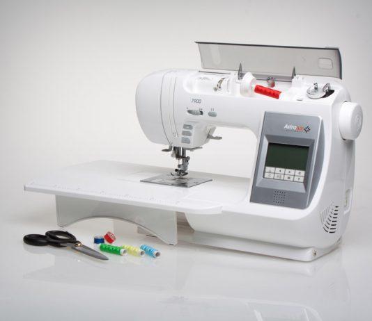виды швейных машин