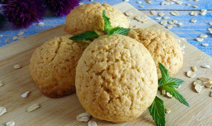 Овсяное печенье или пшеничное печенье?