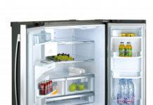 трехкамерные холодильники lg