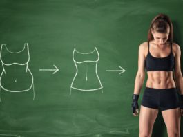 Спорт: как средство для похудания.