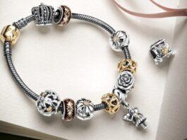 Тренд в украшениях - браслеты Пандора