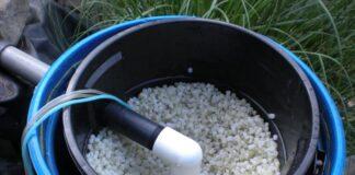 Для чего нужны наполнители для фильтров пруда?