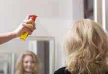 Профессиональный лак даже нормальной фиксации позволит совладать даже с самыми жесткими и непослушными волосами. Он идеально подходит для ежедневного использования, не заметен на волосах.