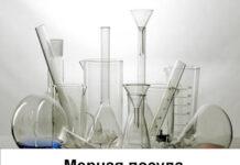 Мерная химическая посуда