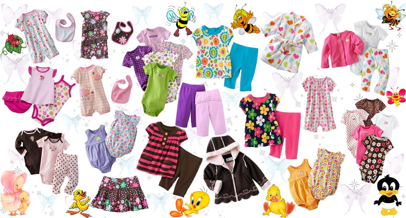 Как покупать одежду для детей на оптовых условиях