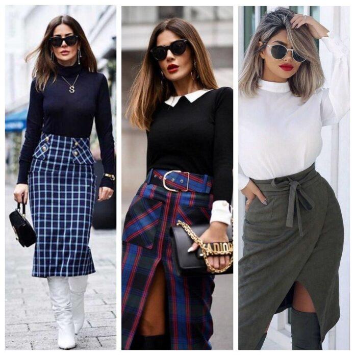 Женская мода - уверенность и изысканность