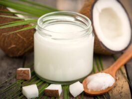 Кокосовое масло в кулинарии