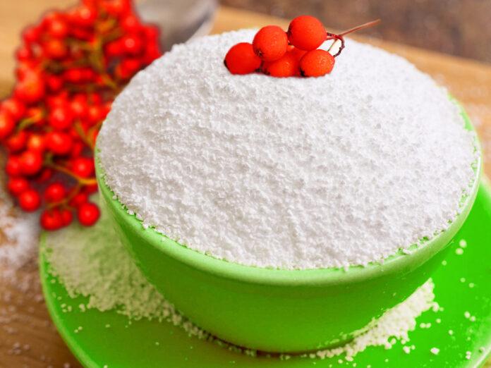 Что такое сорбитол пищевой