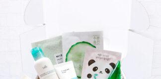 набор корейской косметики в подарок