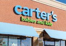 бренд детской одежды Carters