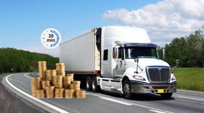 кредит под залог грузового авто