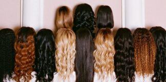 Как делают парики из натуральных волос