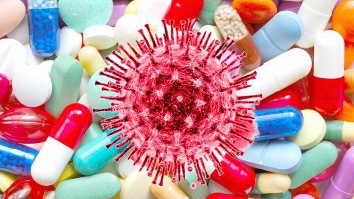 Антибактериальные средства и антибиотики