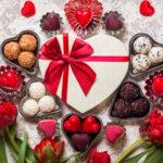 Сладости на День Святого Валентина