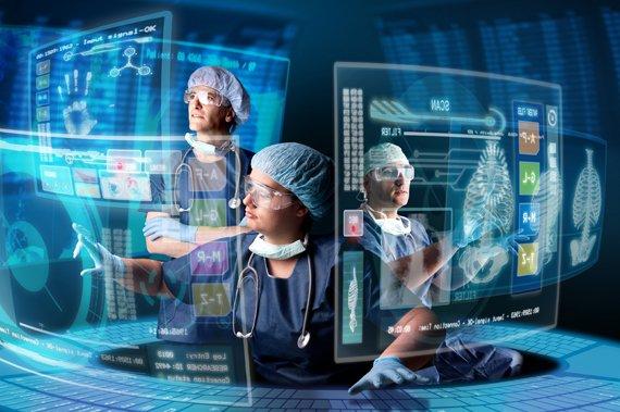 Современные медицинские IT сервисы